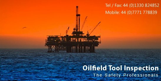 Oilfield Tool Inspection